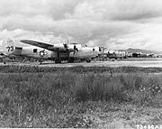 Fourteenth Air Force - B-24 Liberators