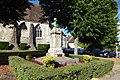 Frétigny église monument aux morts Eure-et-Loir France.jpg