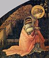 Fra Filippo Lippi - Annunciation (detail) - WGA13232.jpg