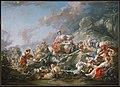 François Boucher - Return from Market - 71.3 - Museum of Fine Arts.jpg