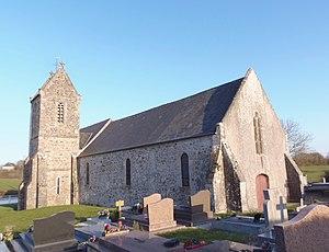 L'église de Crasville