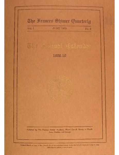 File:Frances Shimer Quarterly 1-2.djvu