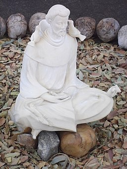 Francis of Assisi Meditator 02