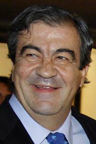 Asturian regional election, 2011 - Image: Francisco Álvarez Cascos 2010 (cropped)