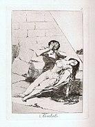 Francisco de Goya Tantalo