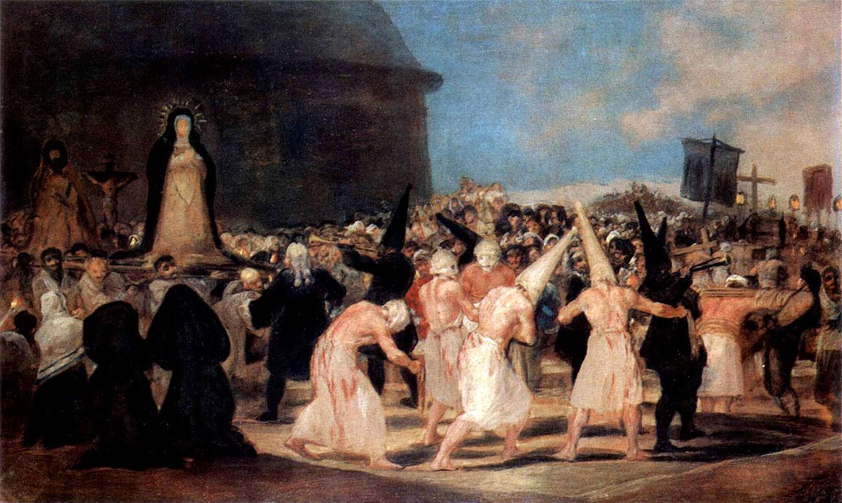 Image result for hermanos de luz semana santa paintings