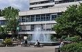 Frankfurt, Brunnen Campus Bockenheim.JPG