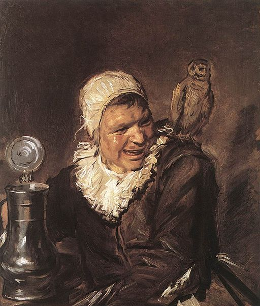 Frans Hals - Malle Babbe - WGA11105