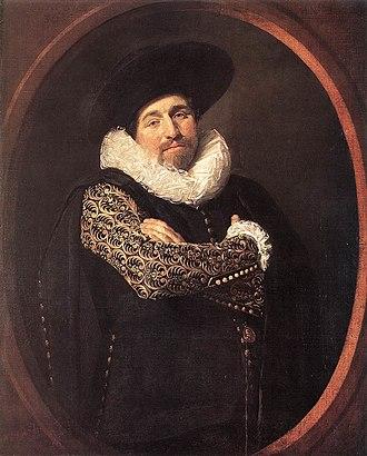 Isaac Massa - Image: Frans Hals 080