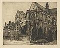 Frans Nackaerts - Groote Markt. St-Pieterskerk - Graphic work - Royal Library of Belgium - S.IV 13433.jpg