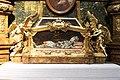 Franziskanerkirche-IMG 1530 Reliquie hl Hilaria.JPG