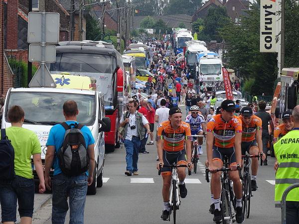 Frasnes-lez-Anvaing - Tour de Wallonie, étape 1, 26 juillet 2014, départ (B015).JPG
