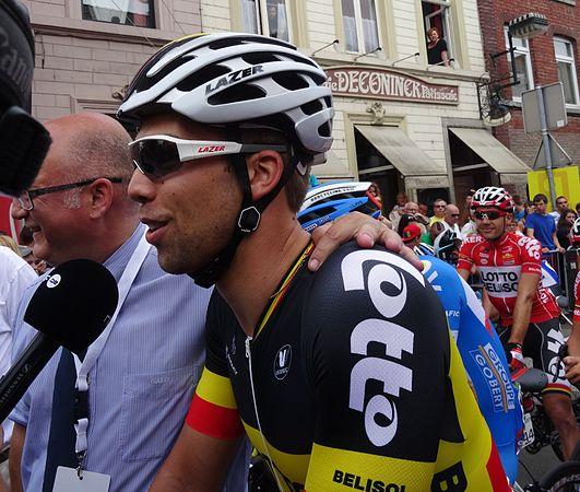 Frasnes-lez-Anvaing - Tour de Wallonie, étape 1, 26 juillet 2014, départ (C39).JPG