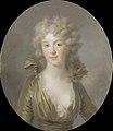 Frederica Louisa Wilhelmina (1774-1837), prinses van Pruisen. Sedert 1791 echtgenote van Willem Frederik, prins van Oranje-Nassau Rijksmuseum SK-A-413.jpeg
