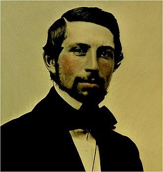 John Plankinton - Frederick Layton, 1850