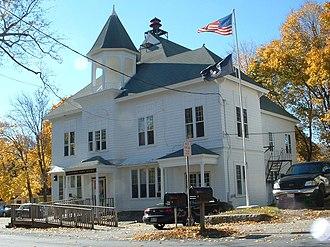 Freetown, Massachusetts - Freetown Town Offices, Assonet