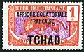 French colonial stamp of Chad.jpg