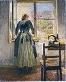 Fritz von Uhde - Am Fenster (1890-91).jpg