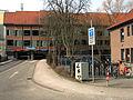 Fritzenwiese 48, 48 F, Celle, auf dem Bürgersteig zum Abzweig zum Parkhaus Nordwall, Stolperstein Else Dessau, geborene Wolff, Jahrgang 1898, deportiert 1941, ermordet in Riga, II.jpg