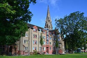 Edinburgh Student Housing Co-operative - 34 Wright's Houses.