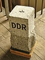Fuerstenberg-Havel - DDR Grenzstein (East German Border Stone) - geo.hlipp.de - 38735.jpg