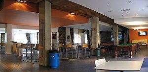Fylde College, Lancaster - Fylde College bar