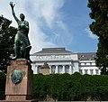 Görres-Denkmal vor dem Schloss - panoramio.jpg