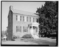 GENERAL VIEW OF FACADE - John Matthews Otey House, 1002 Federal Street, Lynchburg, Lynchburg, VA HABS VA,16-LYNBU,110-1.tif