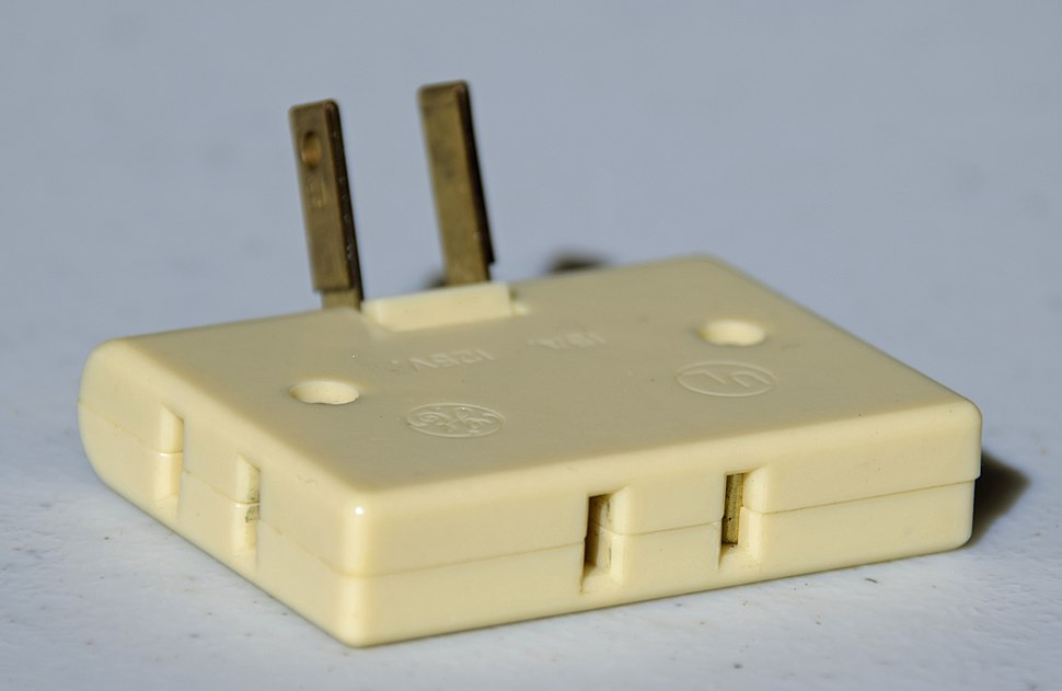 GE one to three plugs