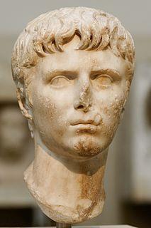 Gaius Caesar Grandson and heir of Roman emperor Augustus