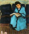 Galimberti Old Woman Reading 1907.jpg