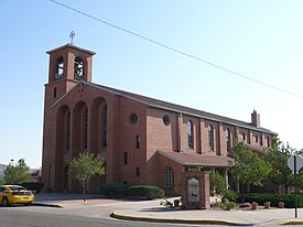 Gallup NM - Sacred Heart Cathedral - 2.jpg