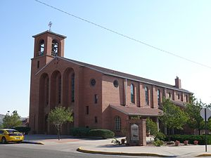 Roman Catholic Diocese of Gallup - Sacred Heart Cathedral