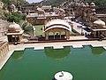 Galta temple Jaipur Rajasthan.jpg