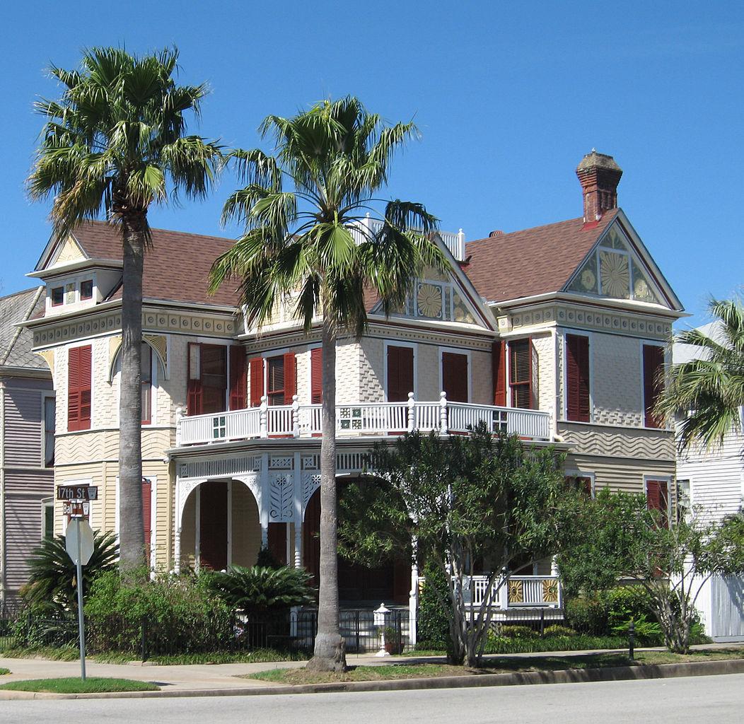 Victorian Bed And Breakfast Galveston Texas