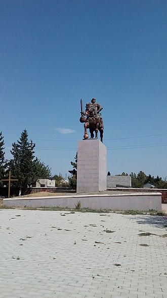 Gardabani - Image: Gardabani monument
