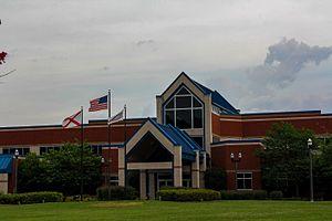Gardendale, Alabama - Gardendale Civic Center (2015)