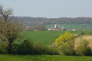 Les Trois-Domaines Commune in Grand Est, France