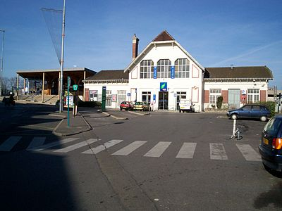 Station Vaires-Torcy