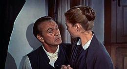 Ekranasimilado de Gary Cooper kaj Dorothy McGuire