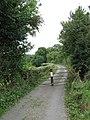 Gated Road - geograph.org.uk - 1460812.jpg