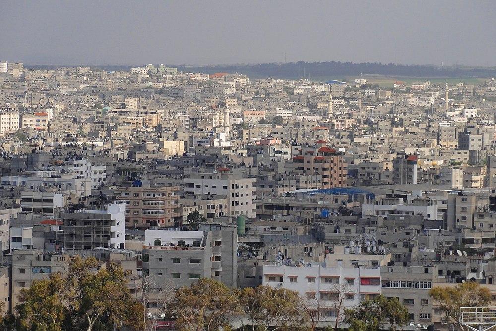 Gaza by Mujaddara - panoramio (1496)