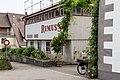 Gebäude der Rimuss Kellerei Rahm in Hallau.jpg