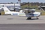 Geelong Aviation (VH-KIT) Cessna 172SP Skyhawk taxiing at Wagga Wagga Airport.jpg