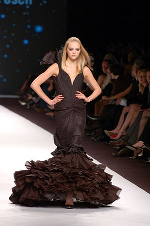 Gemma Ward - Ward in San Francisco, 15 March 2009