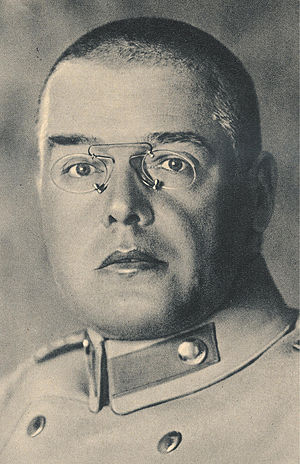 Max Hoffmann - Image: General Max Hoffmann