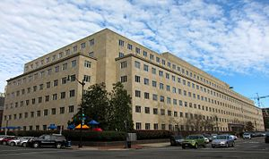 Government Accountability Office - GAO headquarters in Washington, D.C.