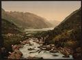 General view towards Odde (i.e. Odda), Hardanger Fjord, Norway-LCCN2001699488.tif
