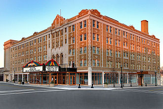 Lake County, Illinois - Genesee Theatre