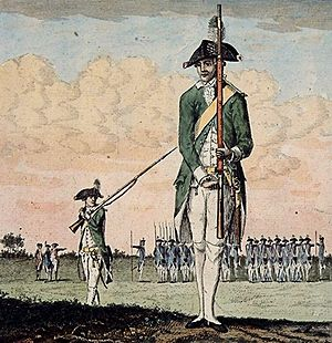 Exercitiegenootschap - An exercise company in 1783